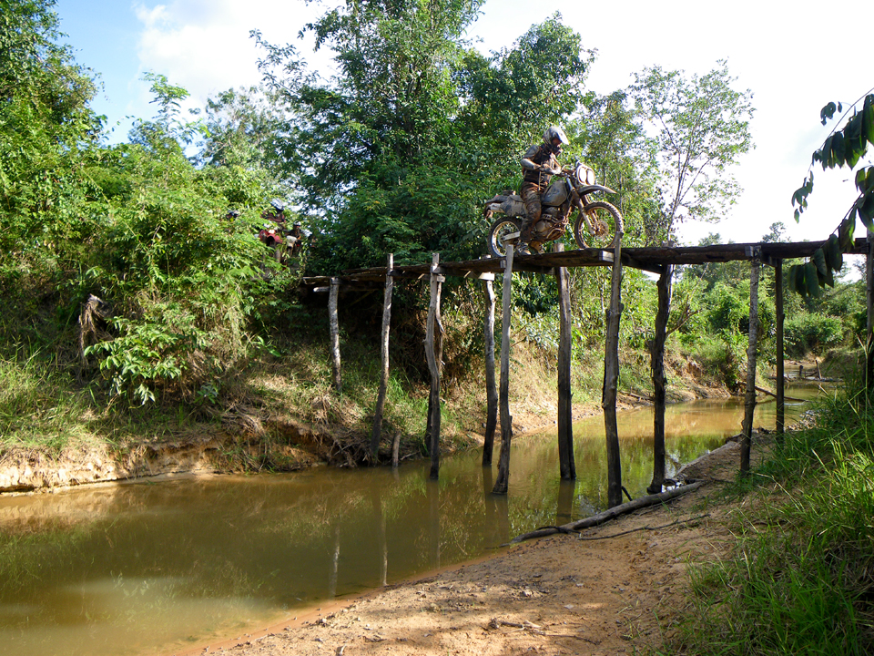 Dirtbike adventures in Cambodia