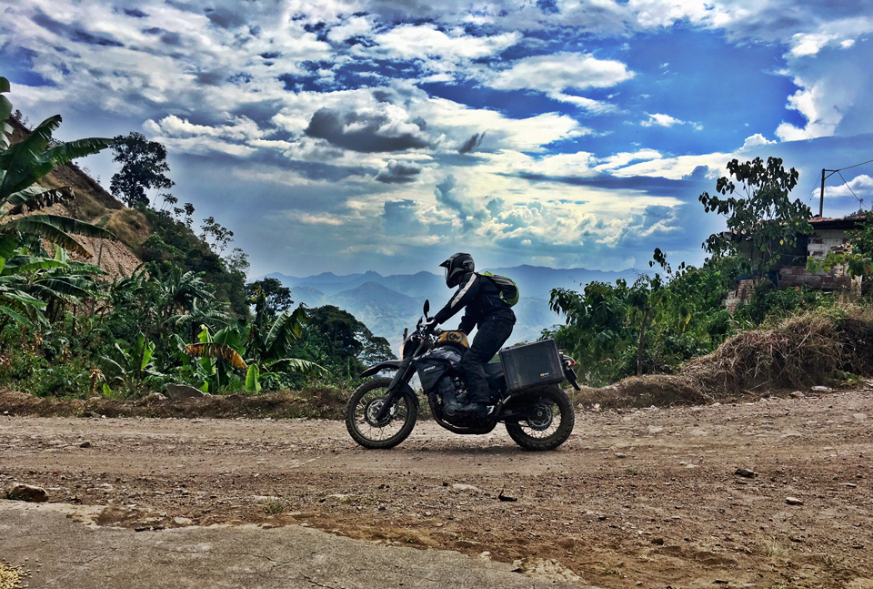 Join us on our Colombian Motorcycle Adventure in Summer 2016