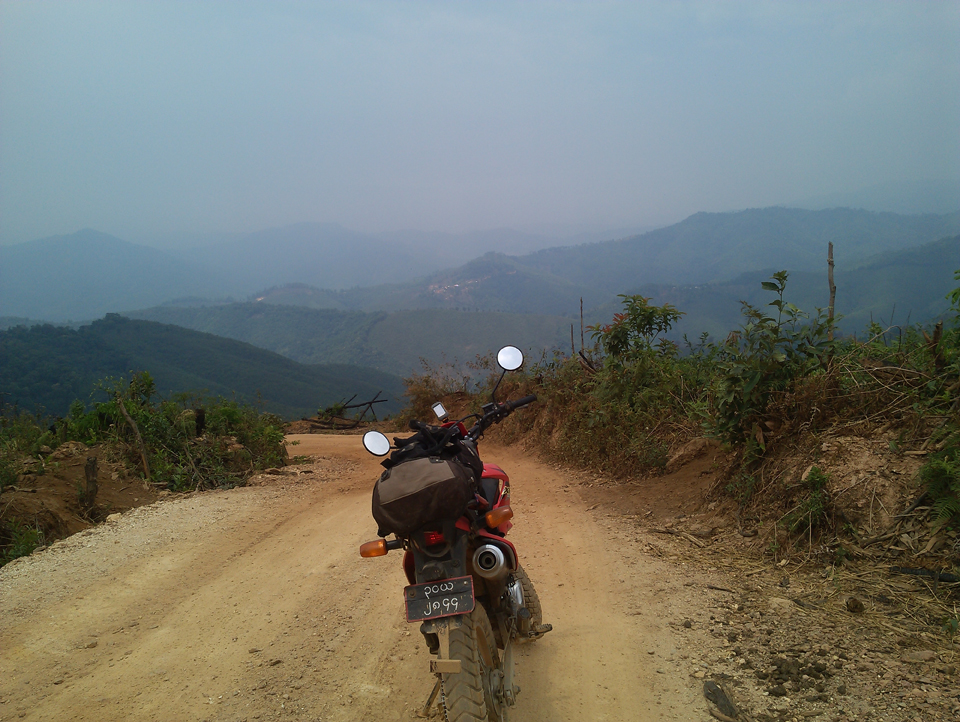 explore Burma on two-wheels with The Big Adventure Company