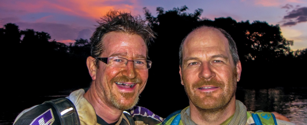 Website phil and trev sunset f